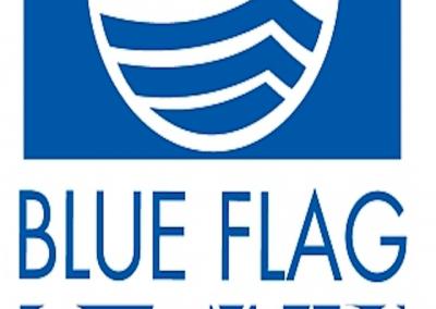 FEE Blue Flag.